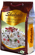 Extra Long Grain Basmati Sela Rice